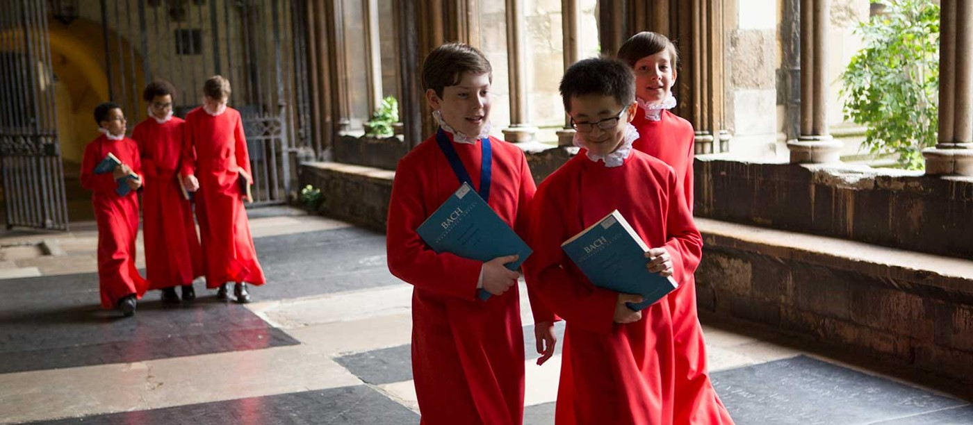 A day in the life of a chorister