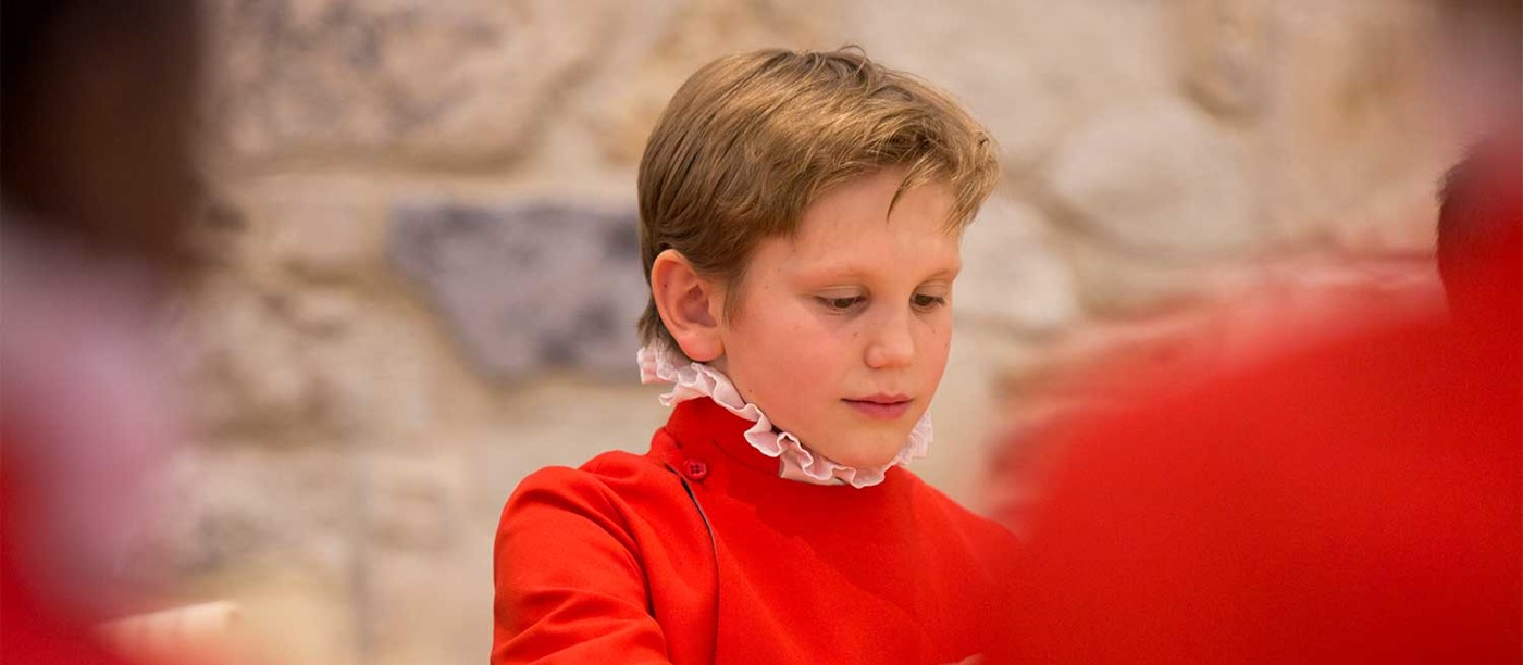 Chorister Experience Events